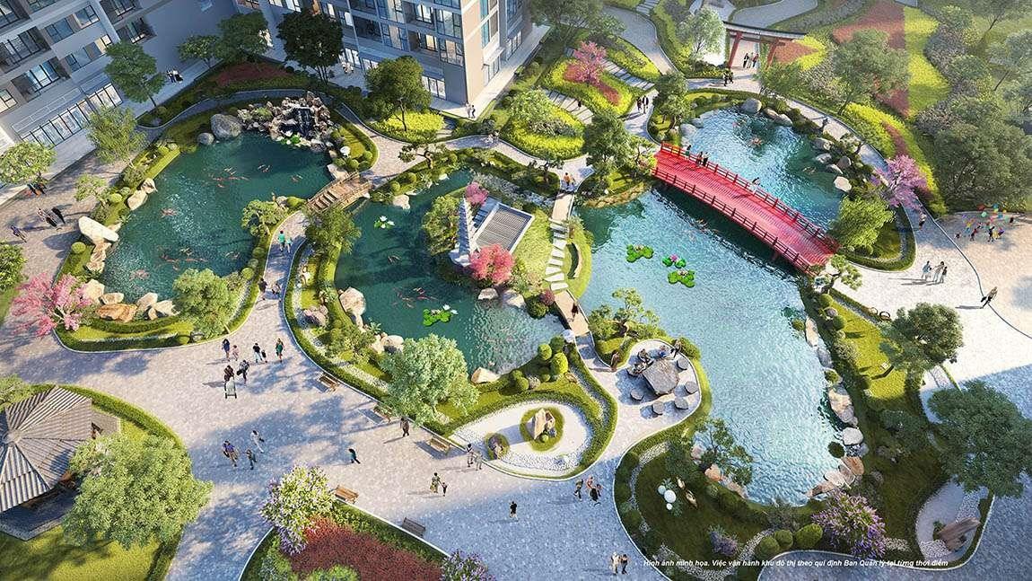 Thông tin chi tiết phân khu the sakura vinhomes smart city